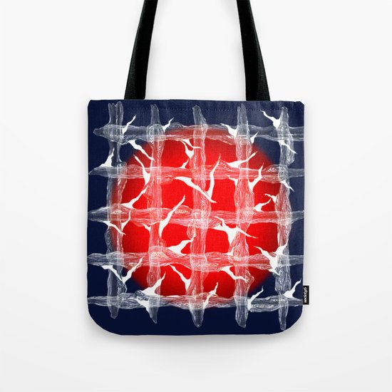 Suppress Tote Bag
