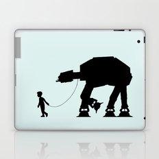 A Boy and His AT-AT Laptop & iPad Skin
