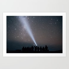 APOLLO10 Art Print