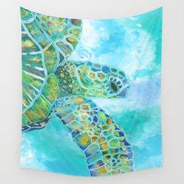 Honu 11 Wall Tapestry