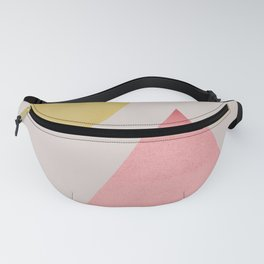 Abstraction_MOUNTAINS_03 Fanny Pack