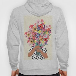 Foral Bouquet Hoody