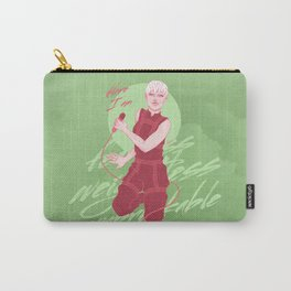 THE GREATEST. Carry-All Pouch