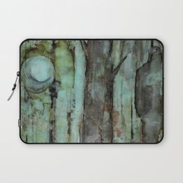 ONE MOON ONE TREE Laptop Sleeve