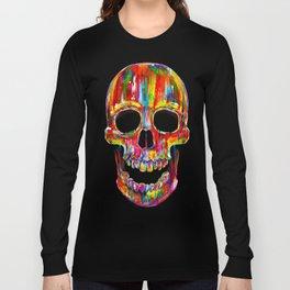 Chromatic Skull Long Sleeve T-shirt
