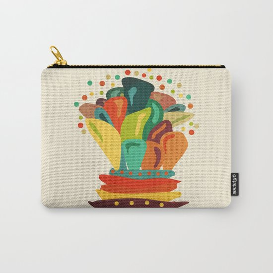 Colors and flowers 2 Carry-All Pouch
