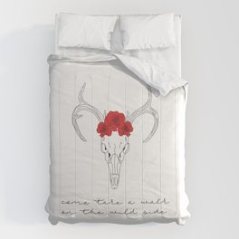 Whitetail Deer Comforters