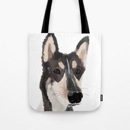 Curious Hera Tote Bag