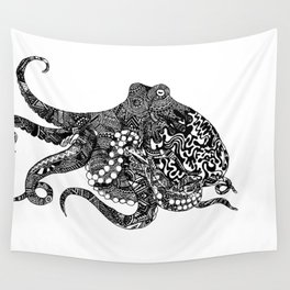 Cephalopod Dreams Wall Tapestry