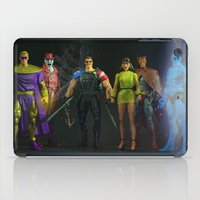 "watchmen iPad Cases featuring ""WATCHMEN"" by TJAguilar Photos"