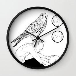 Cheat Her Wall Clock