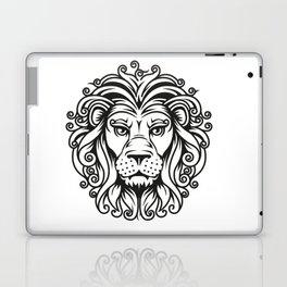 Lion Head Laptop & iPad Skin