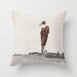 the ? Throw Pillow