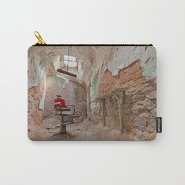 Abandoned Barber Prison Cell Carry-All Pouch