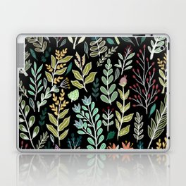 Dark Botanic Laptop & iPad Skin