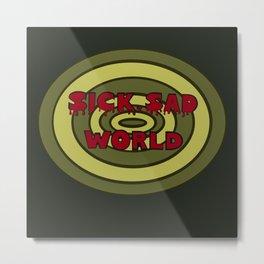 Sick Sad World Daria Documentary Metal Print