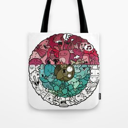 EYE!!! Tote Bag