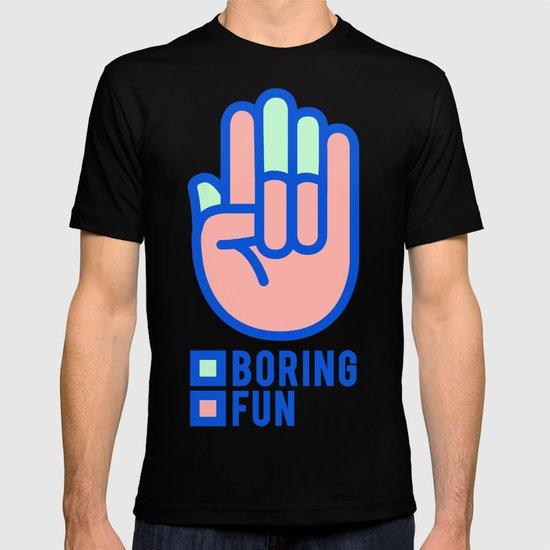 BORING N0.1 T-shirt