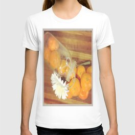 Clementines From Above T-shirt