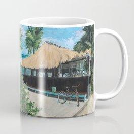 """No Worries, Be Happy"" Coffee Mug"