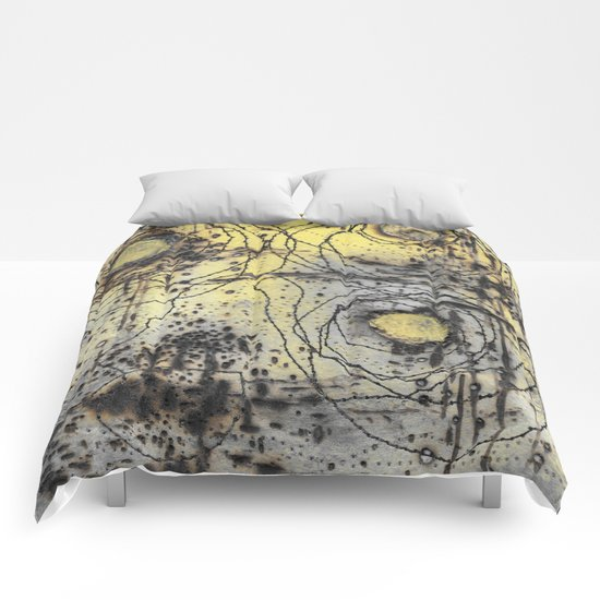 Scorched Comforters