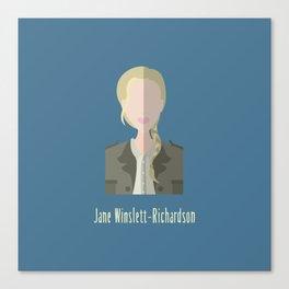 Jane Winslett-Richardson Canvas Print