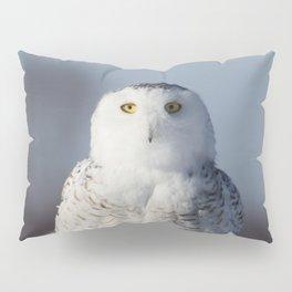 Saint Snowy Pillow Sham