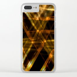 The Crossroads Clear iPhone Case