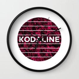 Kodaline Wall Clock