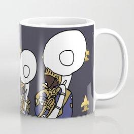 Mardi Gras - I Came for the Bands! Coffee Mug