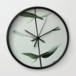 EUCALYPTUS 1 Wall Clock