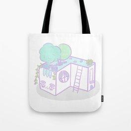 Casita I Tote Bag