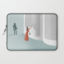 Banned From Literacy Laptop Sleeve