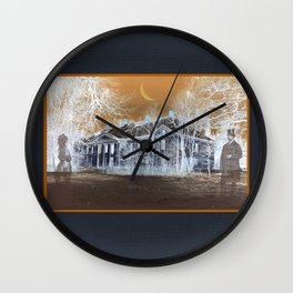 Please Forget Me Wall Clock