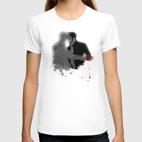 sterek T-shirts featuring Right beside you (Sterek) by MGNemesi