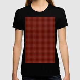 Chisholm Tartan T-shirt