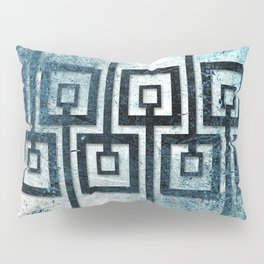 Order in Abstract III Pillow Sham