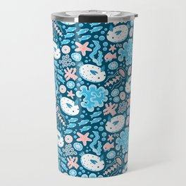 Sea Bunnies Travel Mug