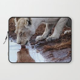 Not just a puddle but survival Laptop Sleeve