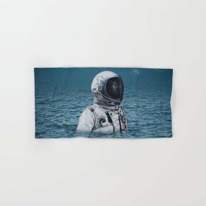 lost at sea Hand & Bath Towel