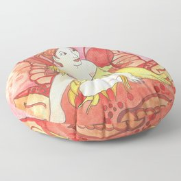 Dragon Tamer Fairy Floor Pillow