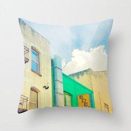 SF Tops 2 Throw Pillow