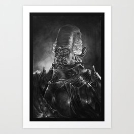 The Prime Father Art Print