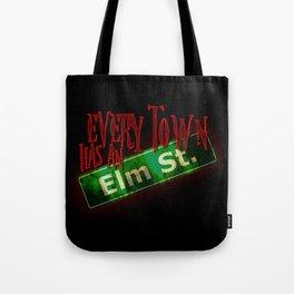 Every Town Elm Street Tote Bag