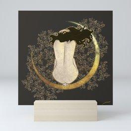 Lamento de Luna Mini Art Print