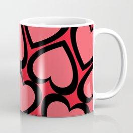valentine slant Coffee Mug