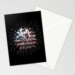 Joshua Tree Americana by CREYES Stationery Cards