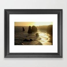 Let there be Light! Framed Art Print