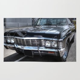 Impala - Supernatural Rug