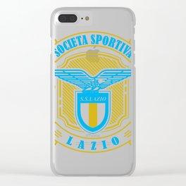 lazio Clear iPhone Case